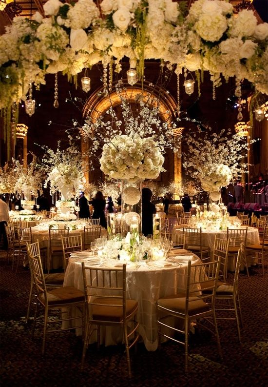 Old Hollywood Wedding Ideas
