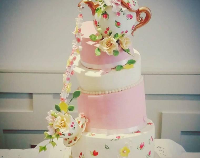 Wedding cake ideas Archives - BadAss Bride